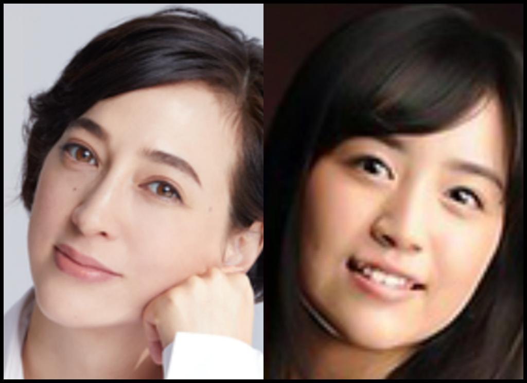 滝川クリステルさんと福田優花さんの画像