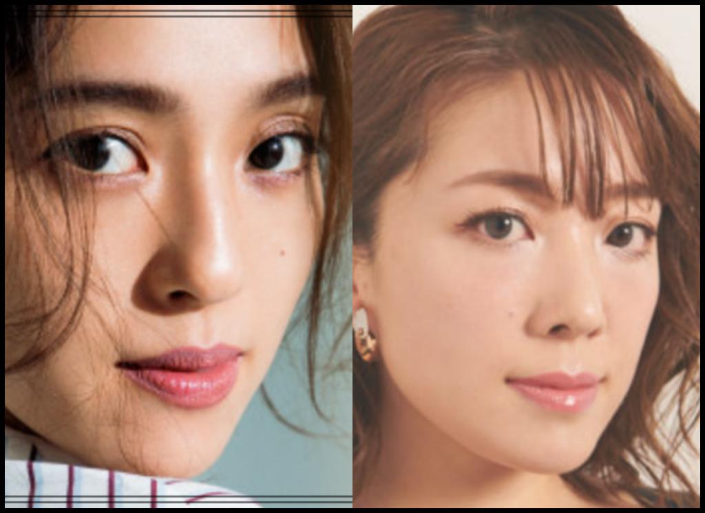 中村アンさんと平原綾香さんの画像
