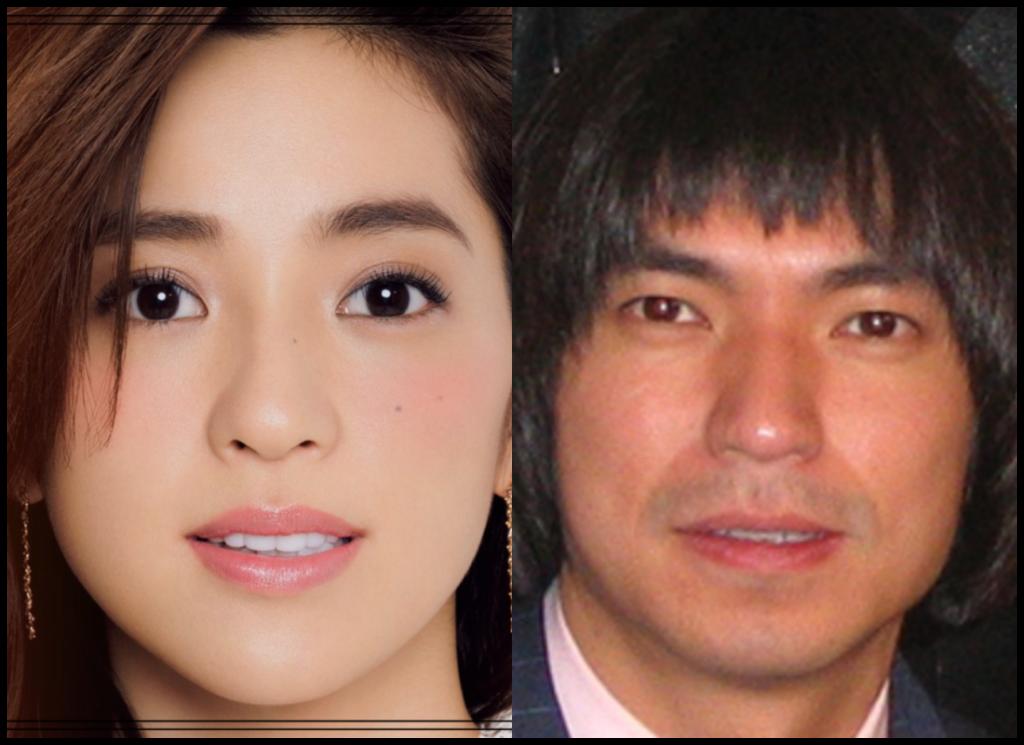 中村アンさんとふかわりょうさんの画像