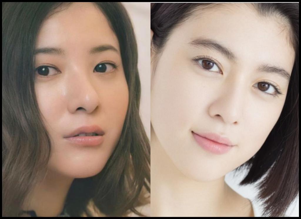 吉高由里子さんと三吉彩花さんの画像