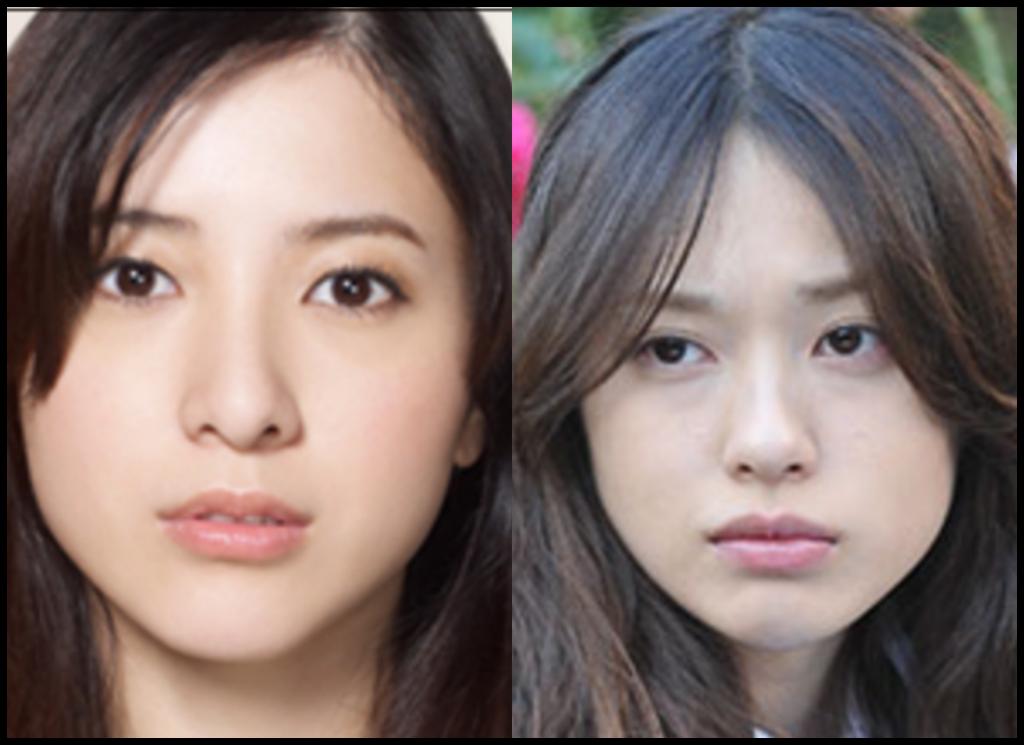 吉高由里子さんと戸田恵梨香さんの画像