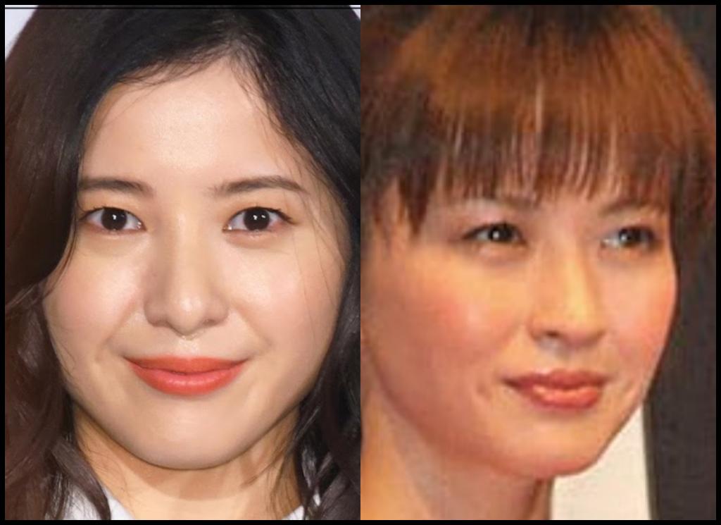 吉高由里子さんと三浦理恵子さんの画像