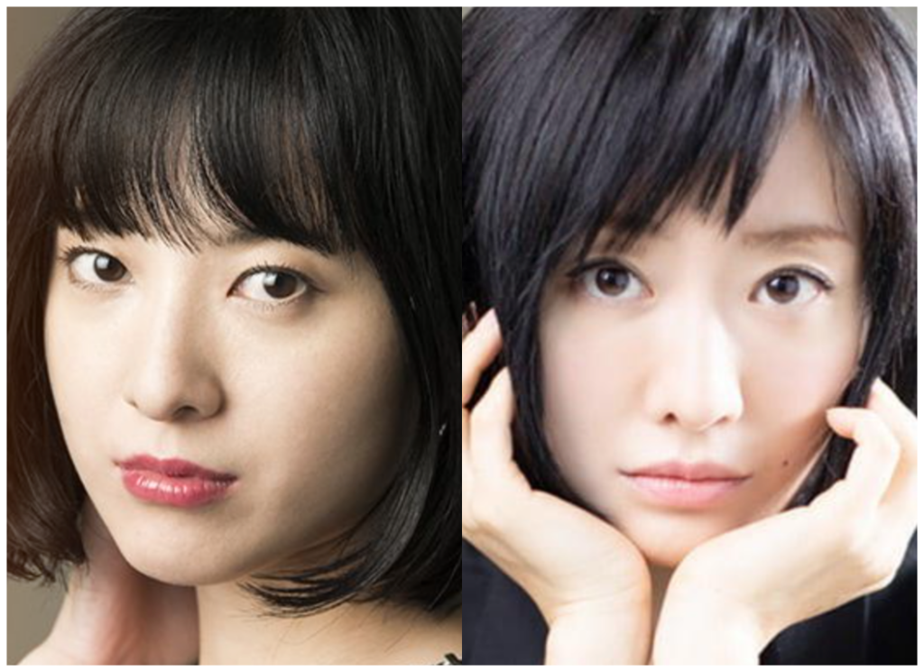 吉高由里子さんと松本まりかさんの画像
