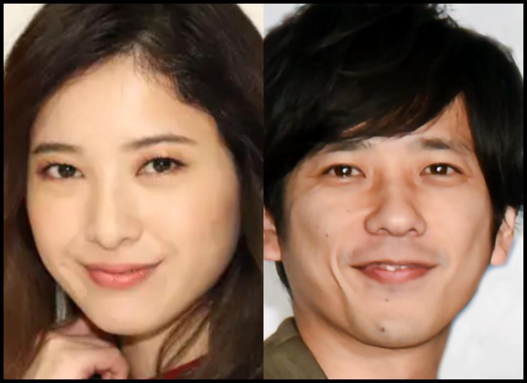 吉高由里子さんと二宮和也さんの画像