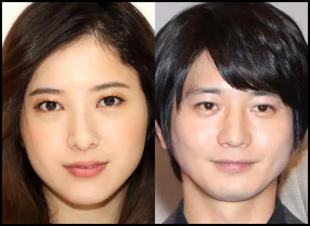 吉高由里子さんと向井理さんの画像