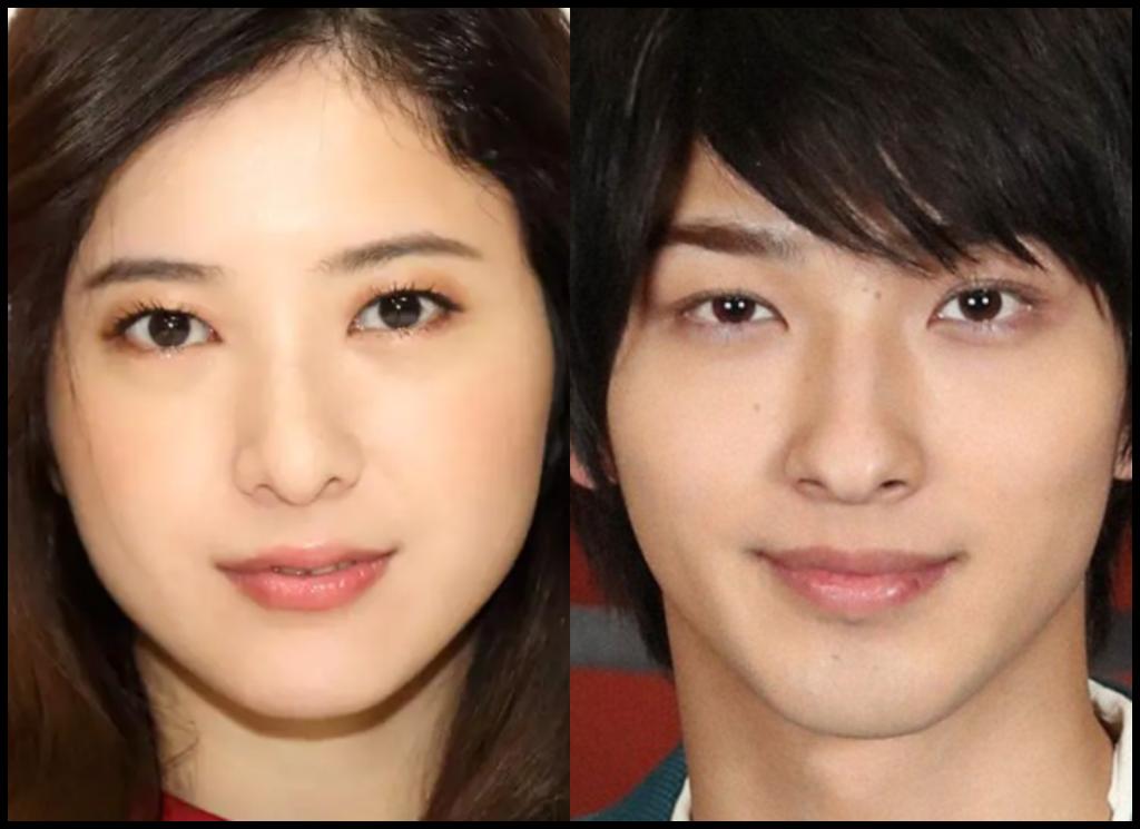 吉高由里子さんと横浜流星さんの画像