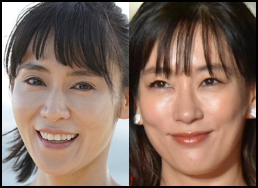 山口紗弥加さんと水川あさみさんの画像