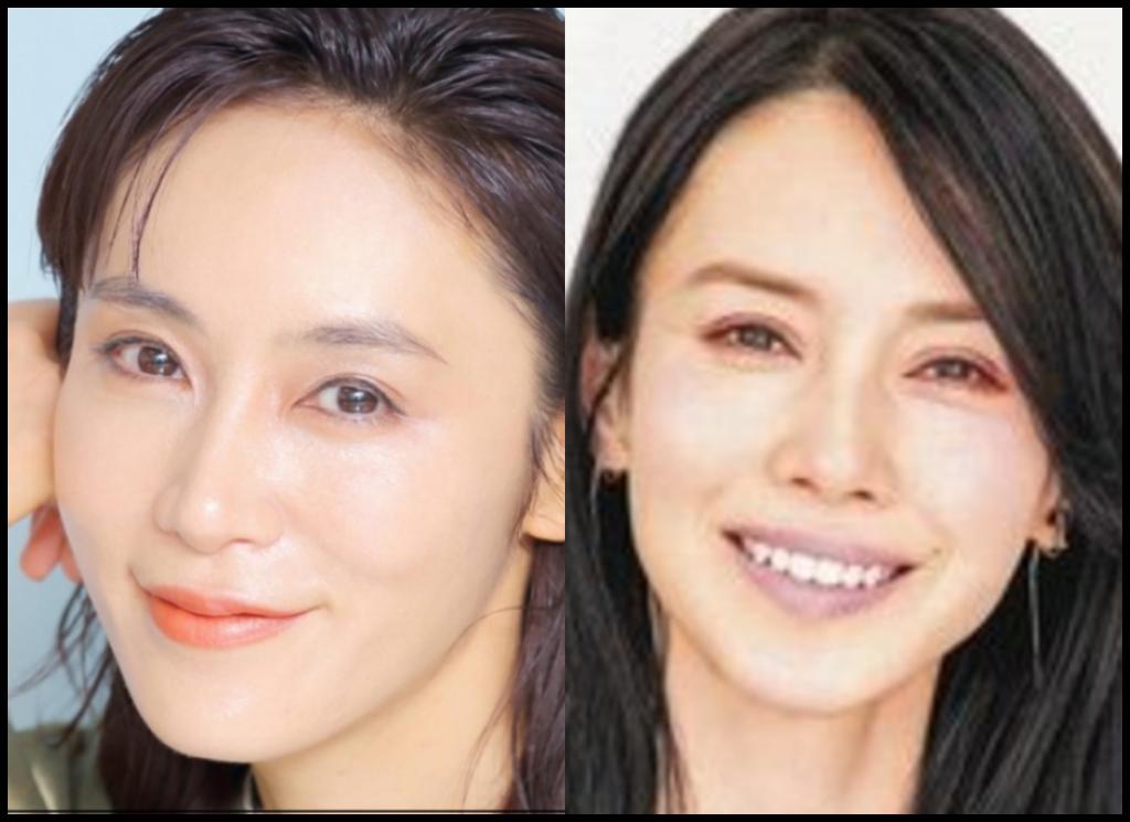 山口紗弥加さんと中谷美紀さんの画像