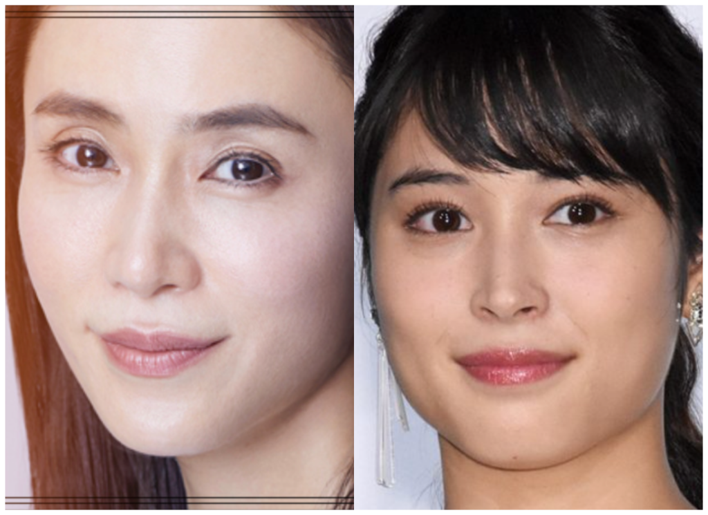 山口紗弥加さんと広瀬アリスさんの画像