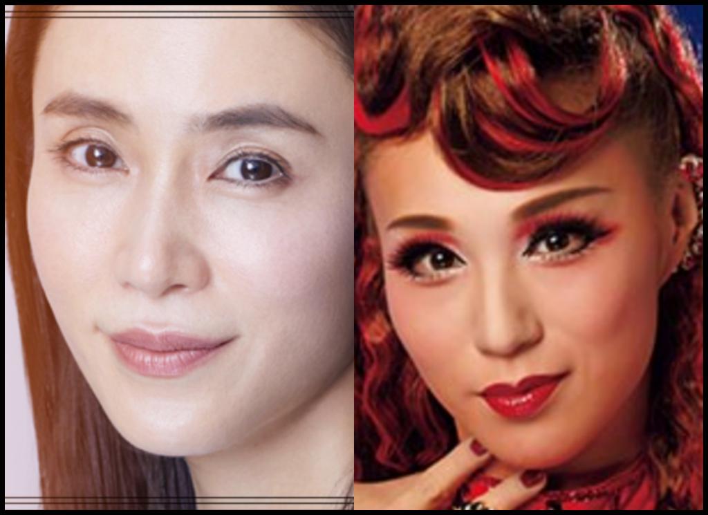 山口紗弥加さんと千風カレンさんの画像