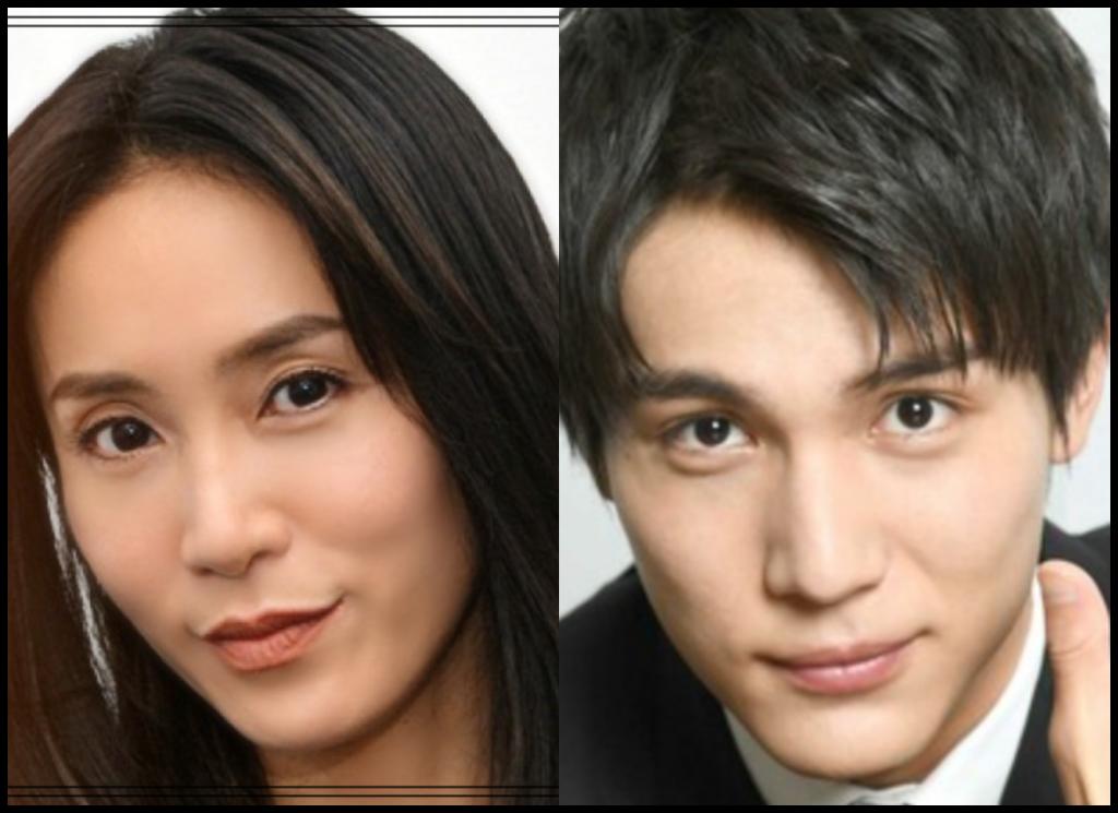 山口紗弥加さんと中川大志さんの画像