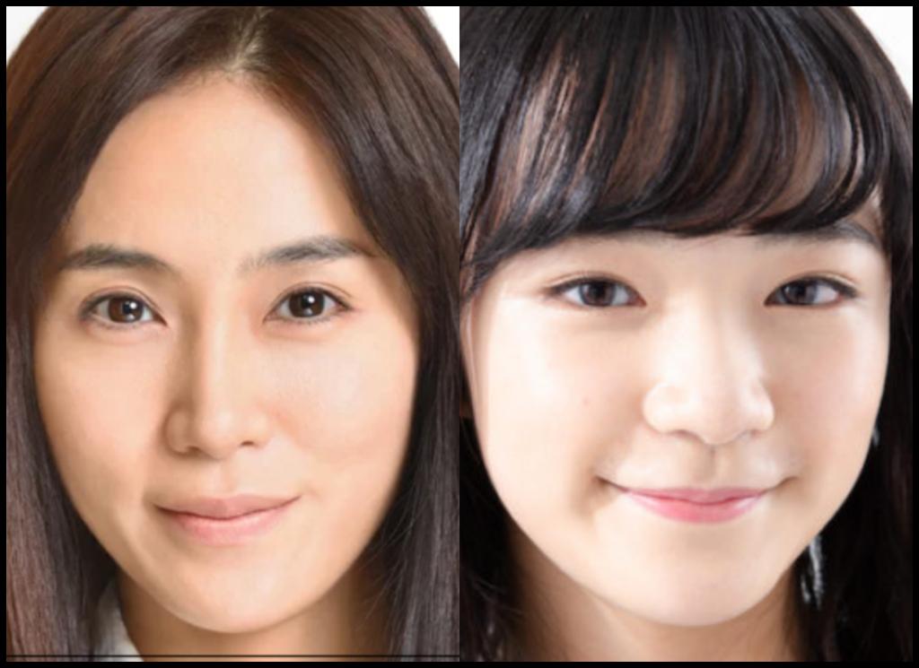 山口紗弥加さんと服部樹咲さんの画像