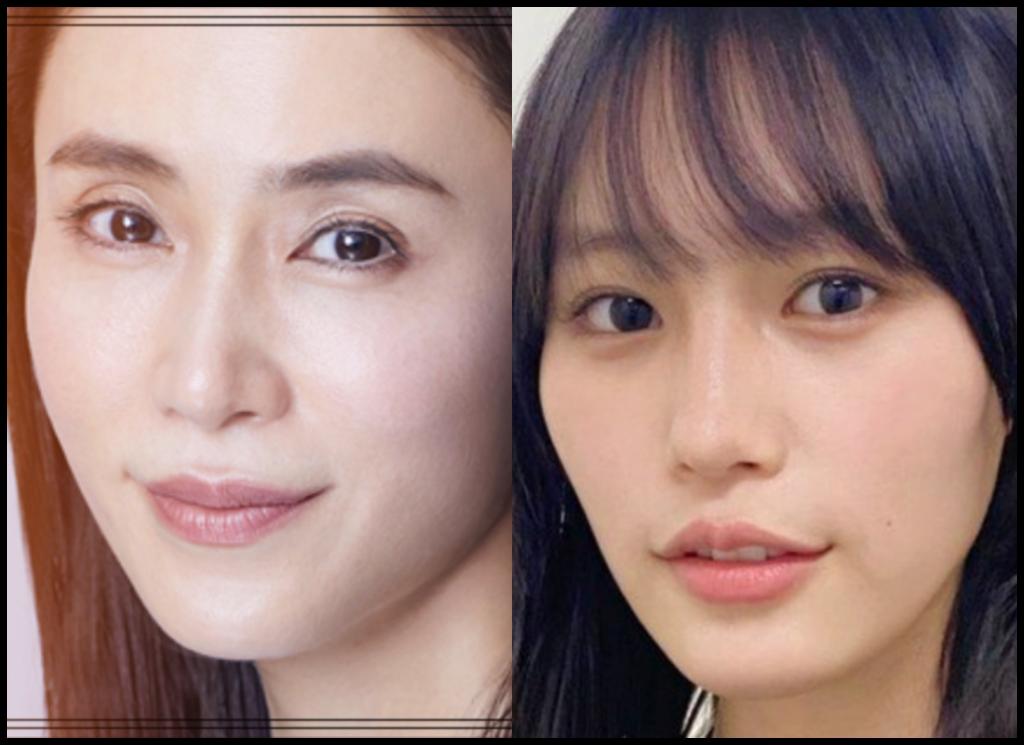 山口紗弥加さんと南沙良さんの画像