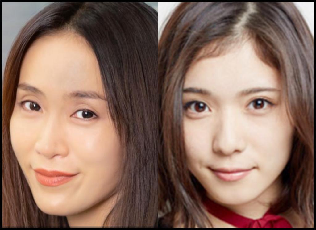 山口紗弥加さんと松岡茉優さんの画像