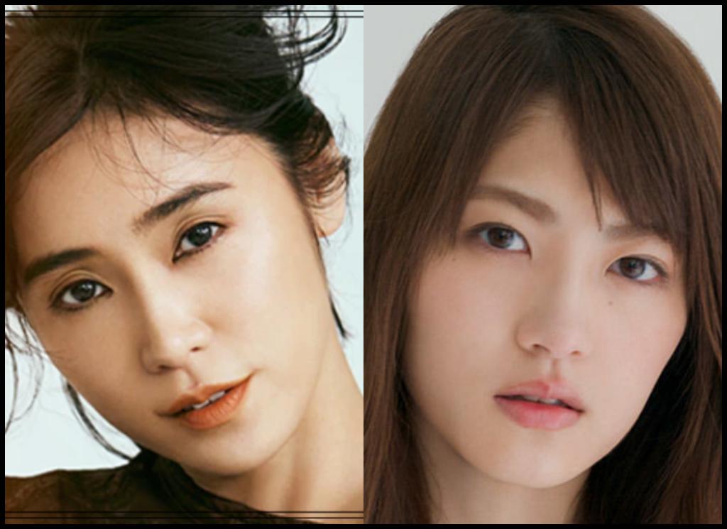 山口紗弥加さんと若月佑美さんの画像