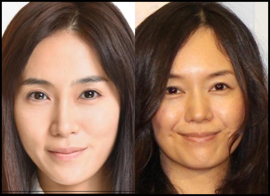 山口紗弥加さんと奥貫薫さんの画像