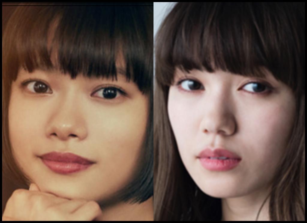 杉咲花さんと二階堂ふみさんの画像