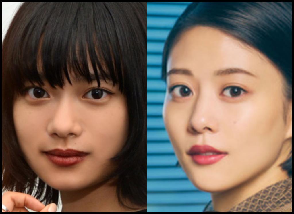 杉咲花さんと高畑充希さんの画像