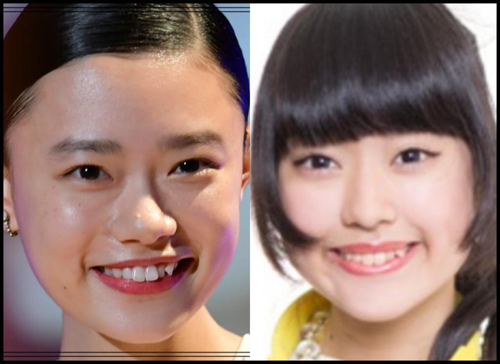 杉咲花さんとアサヒさんの画像