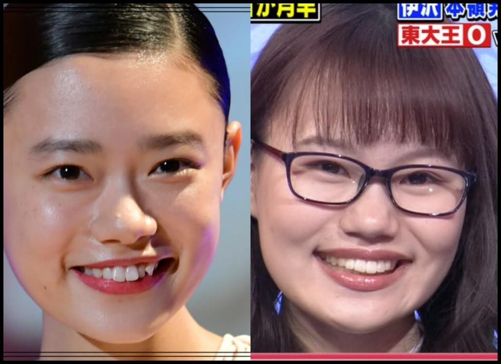 杉咲花さんと岡本沙紀さんの画像