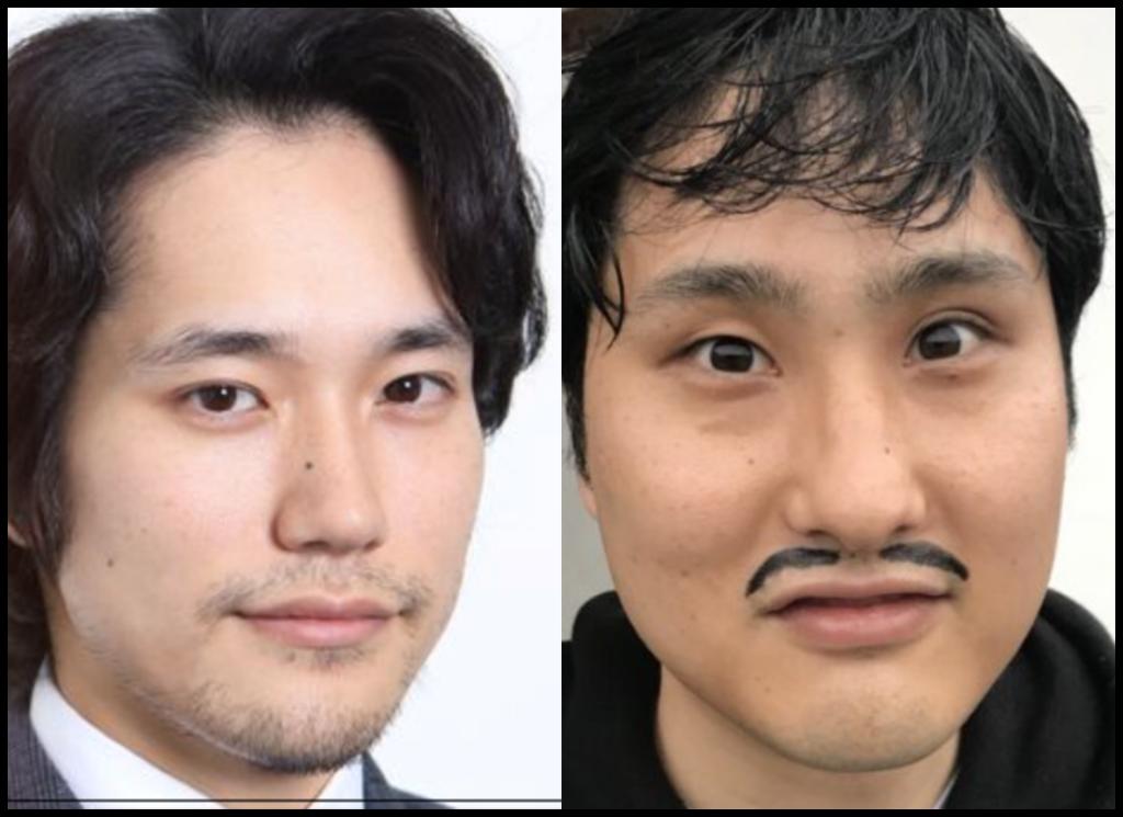 松山ケンイチさんと淡路幸誠さんの画像