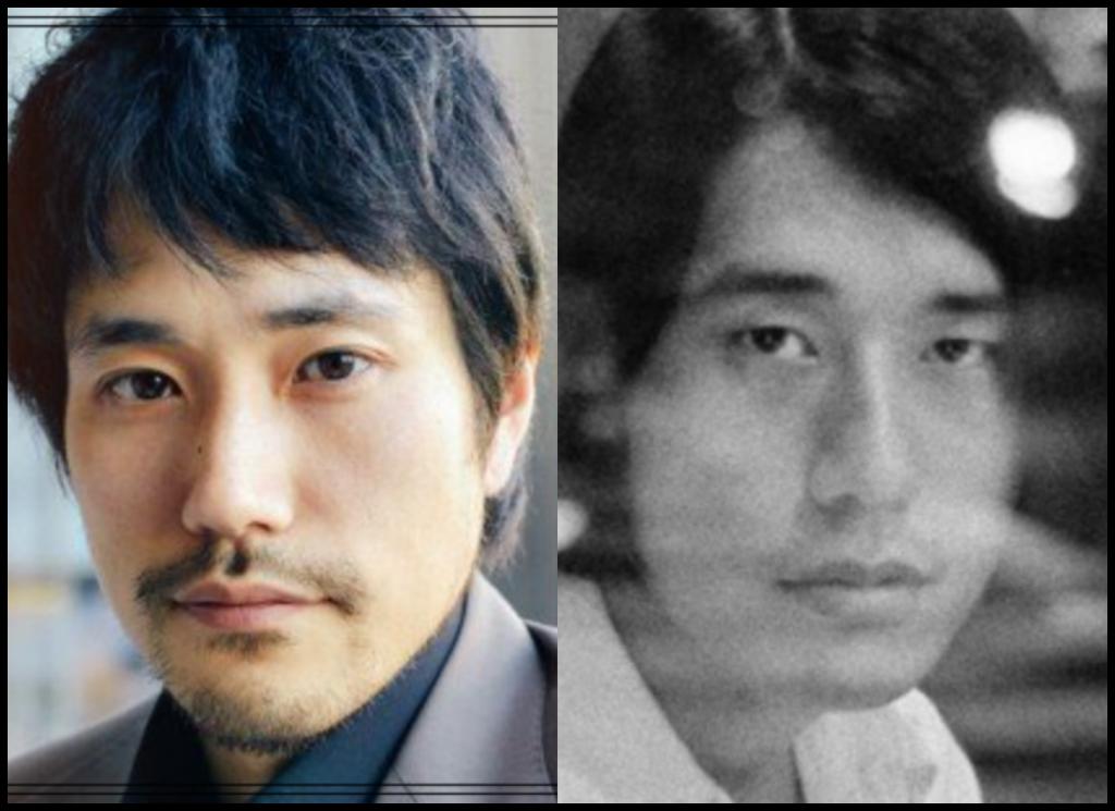 松山ケンイチさんと松本隆さんの画像