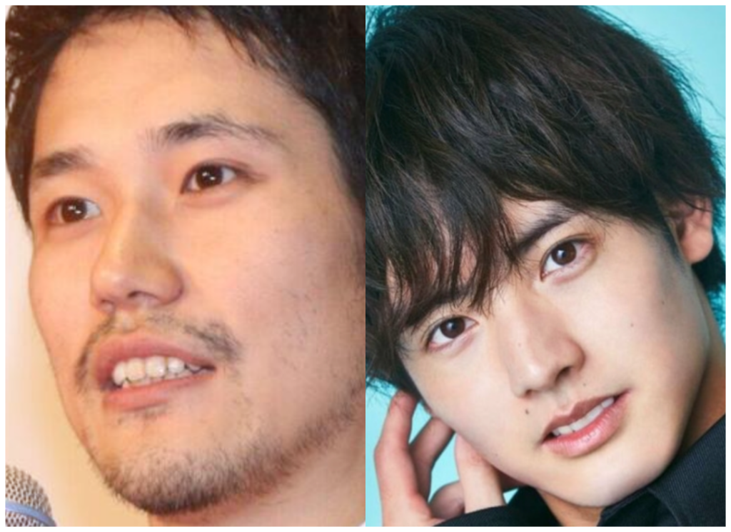 松山ケンイチさんと赤楚衛二さんの画像