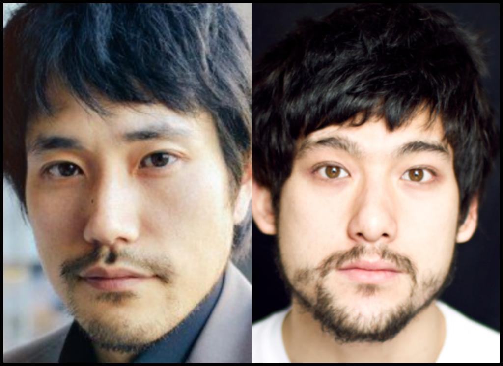 松山ケンイチさんとウィル・シャープさんの画像