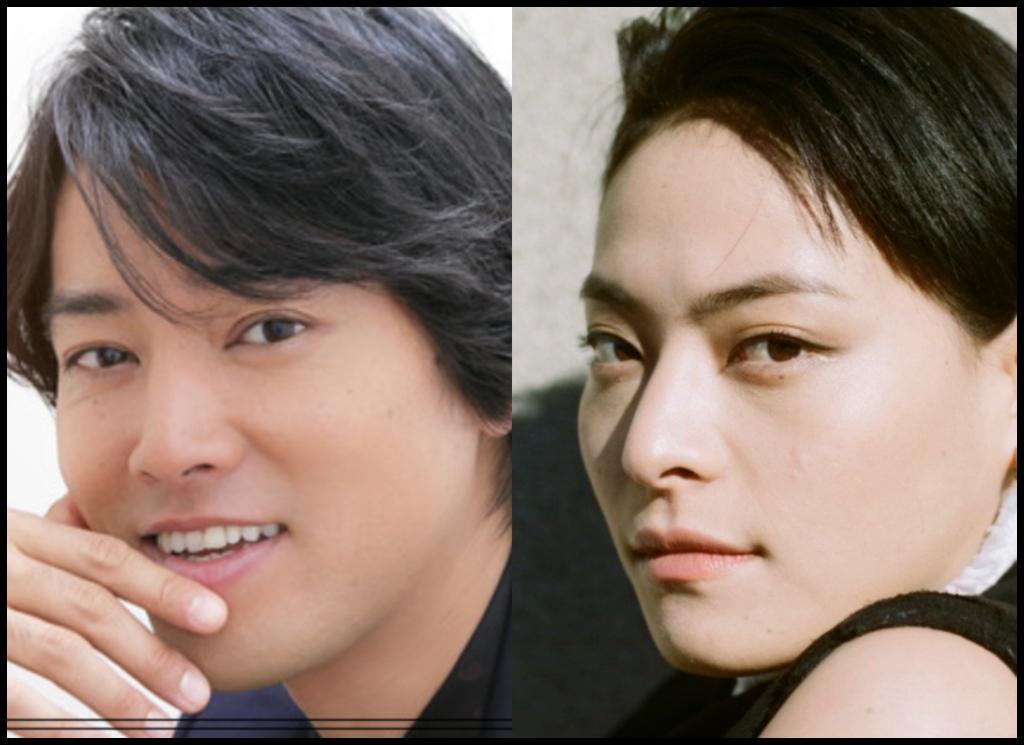 桐谷健太さんと菅原小春さんの画像