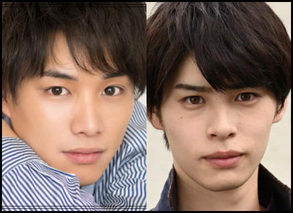 鈴木伸之さんと青木瞭さんの画像