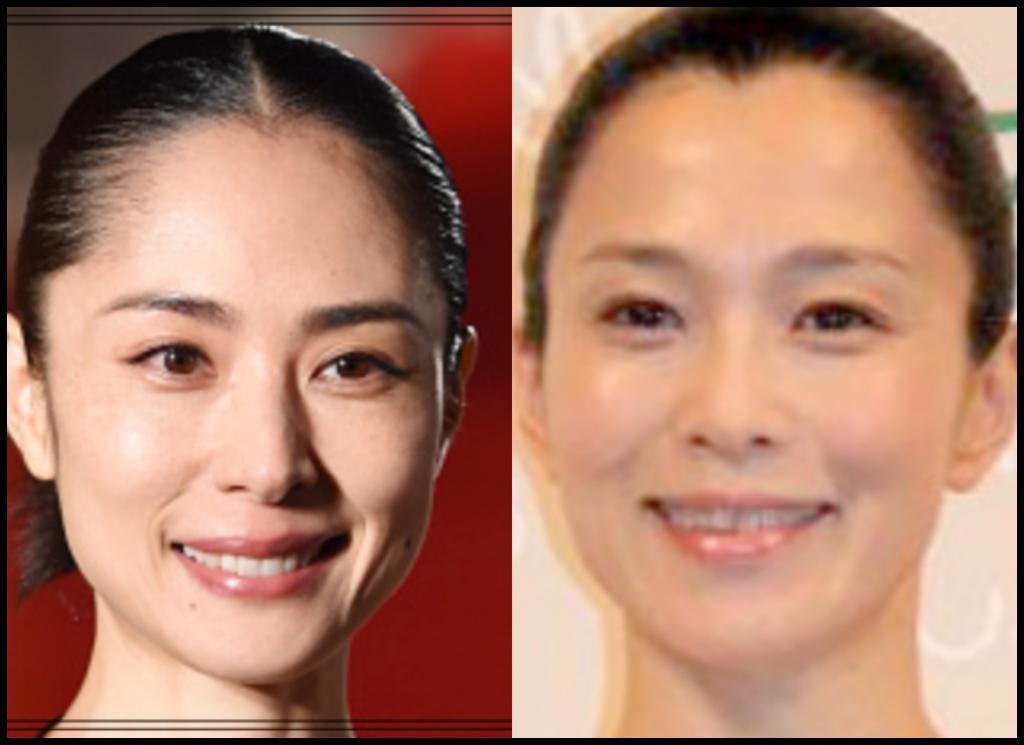 深津絵里さんと坂井真紀さんの画像
