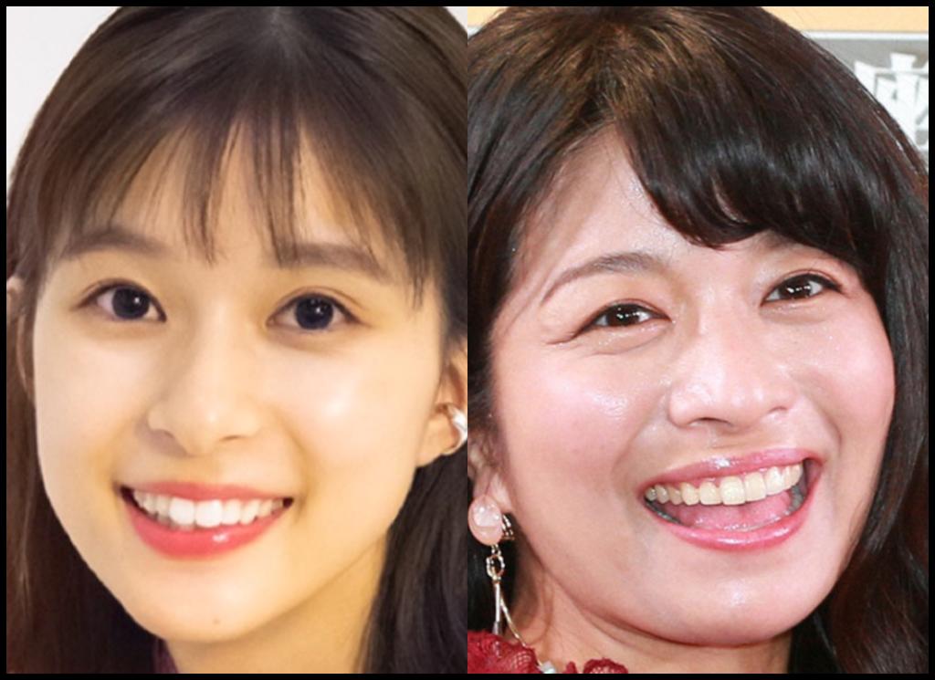芳根京子さんとマナカナさんの画像