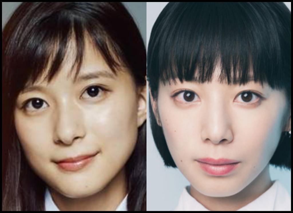 芳根京子さんと夏帆さんの画像