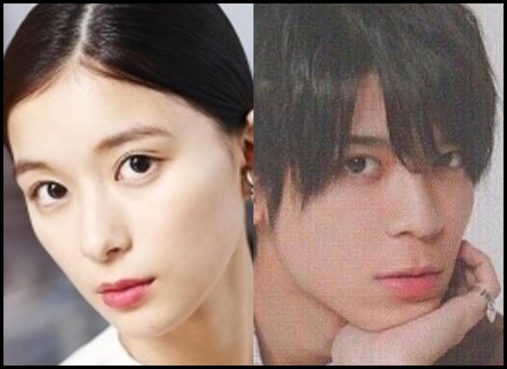 芳根京子さんと松島聡さんの画像