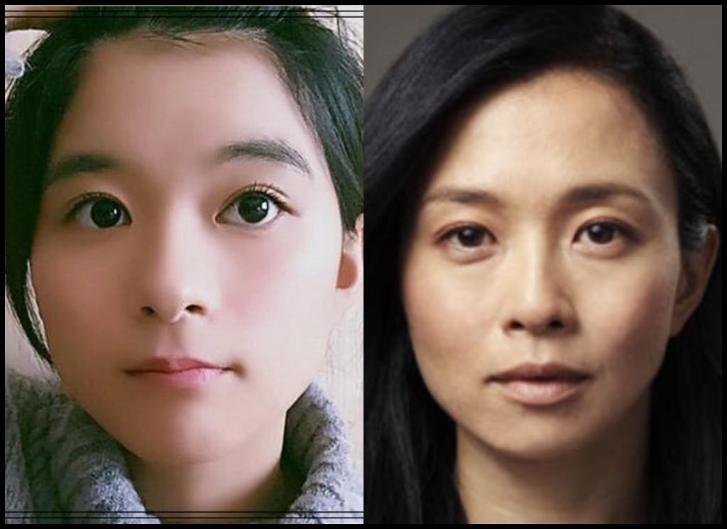 芳根京子さんと坂井真紀さんの画像