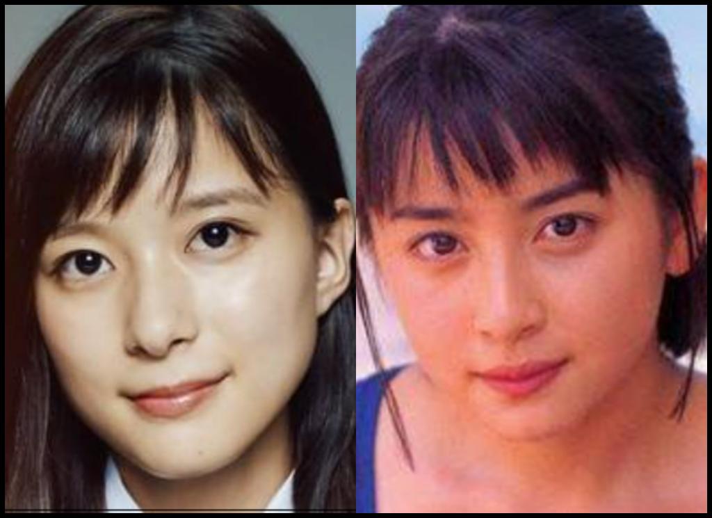 芳根京子さんと奥菜恵さんの画像