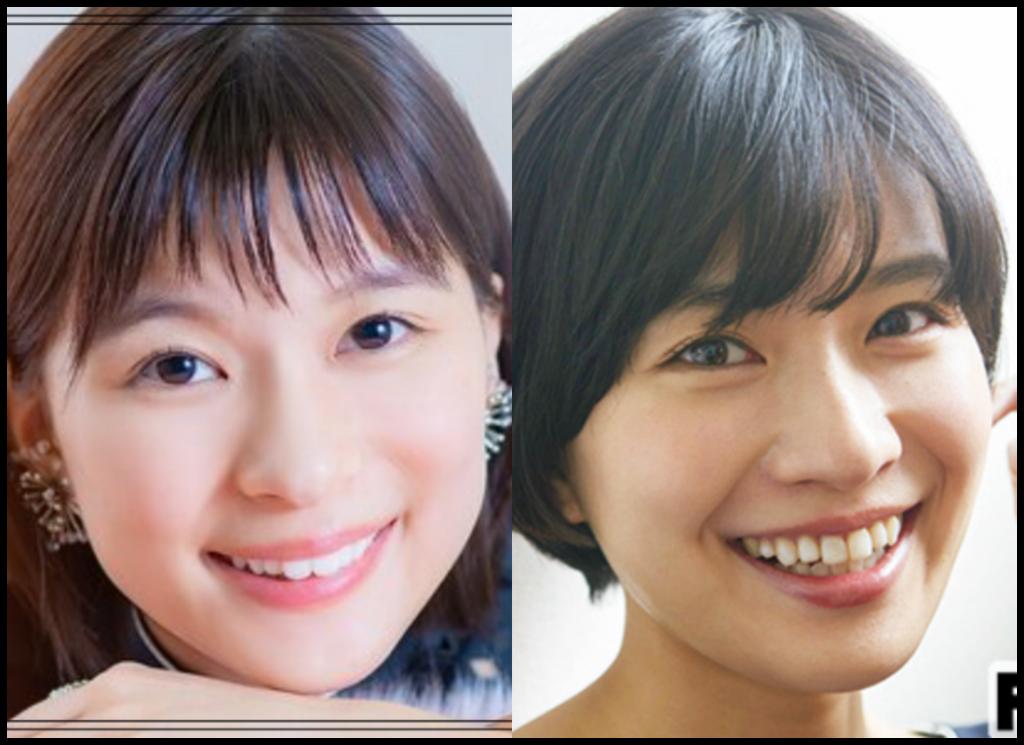 芳根京子さんと土村芳さんの画像