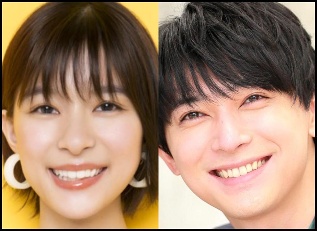 芳根京子さんと吉沢亮さんの画像