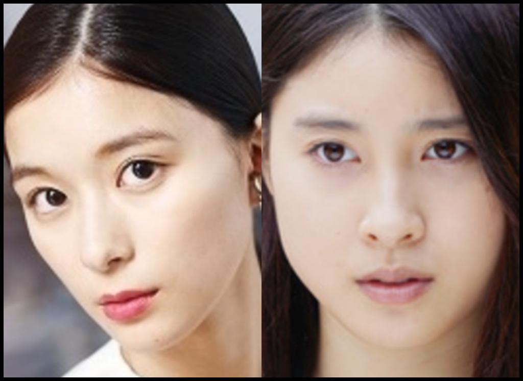 芳根京子さんと土屋太鳳さんの画像
