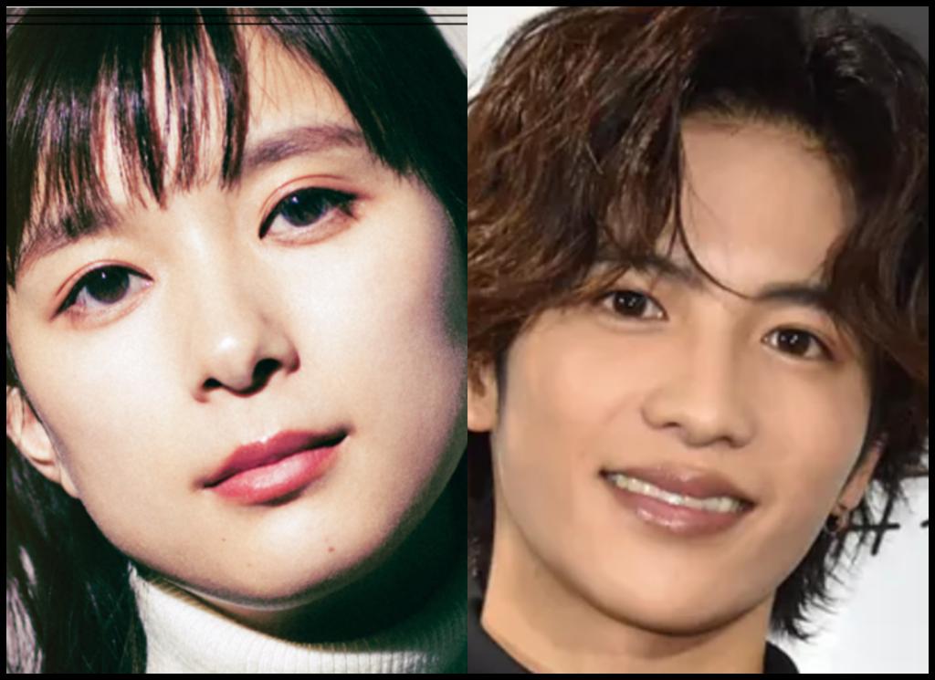 芳根京子さんと志尊淳さんの画像