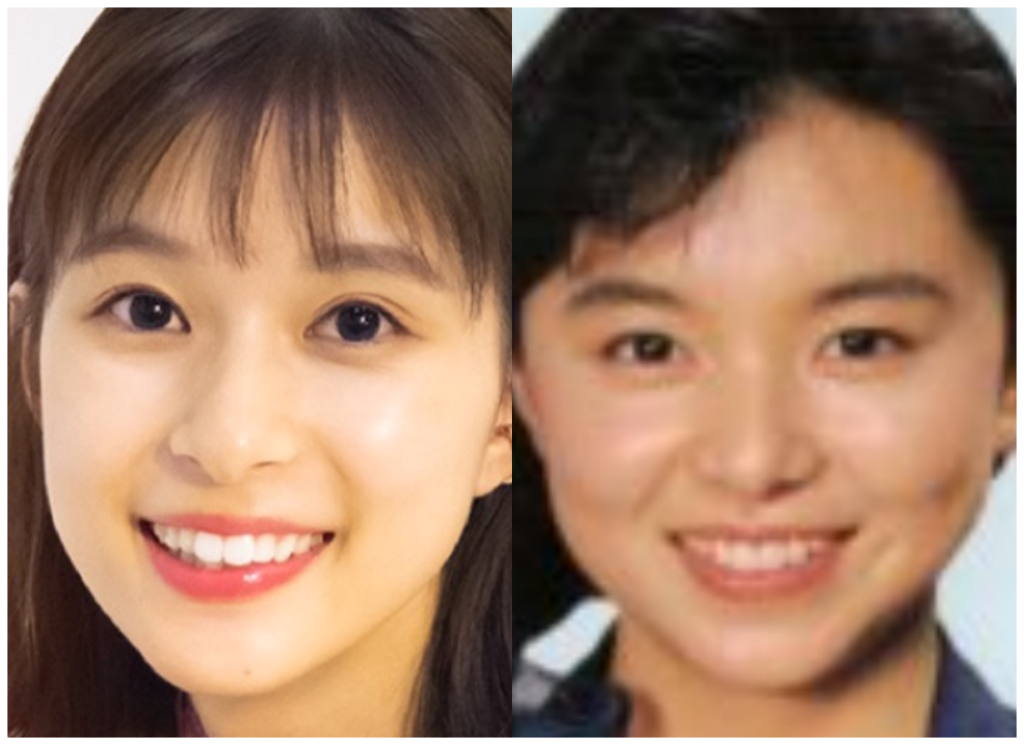 芳根京子さんと山口智子さんの画像