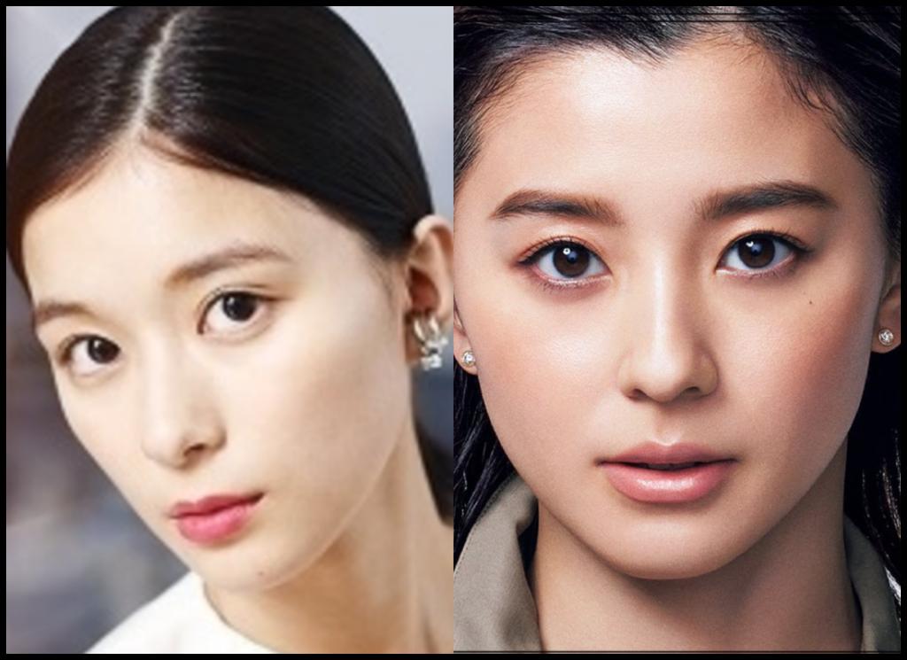 芳根京子さんと朝比奈彩さんの画像