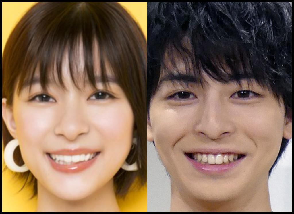 芳根京子さんと高杉真宙さんの画像