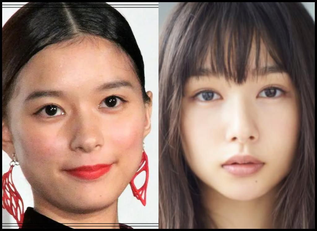 芳根京子さんと桜井日奈子さんの画像