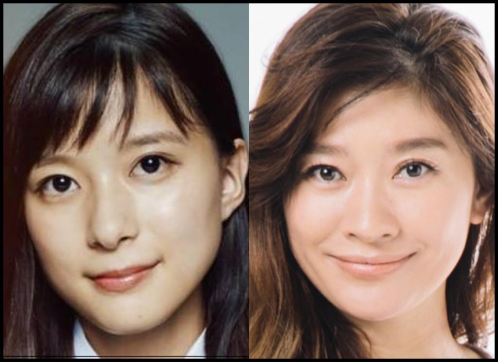 芳根京子さんと篠原涼子さんの画像
