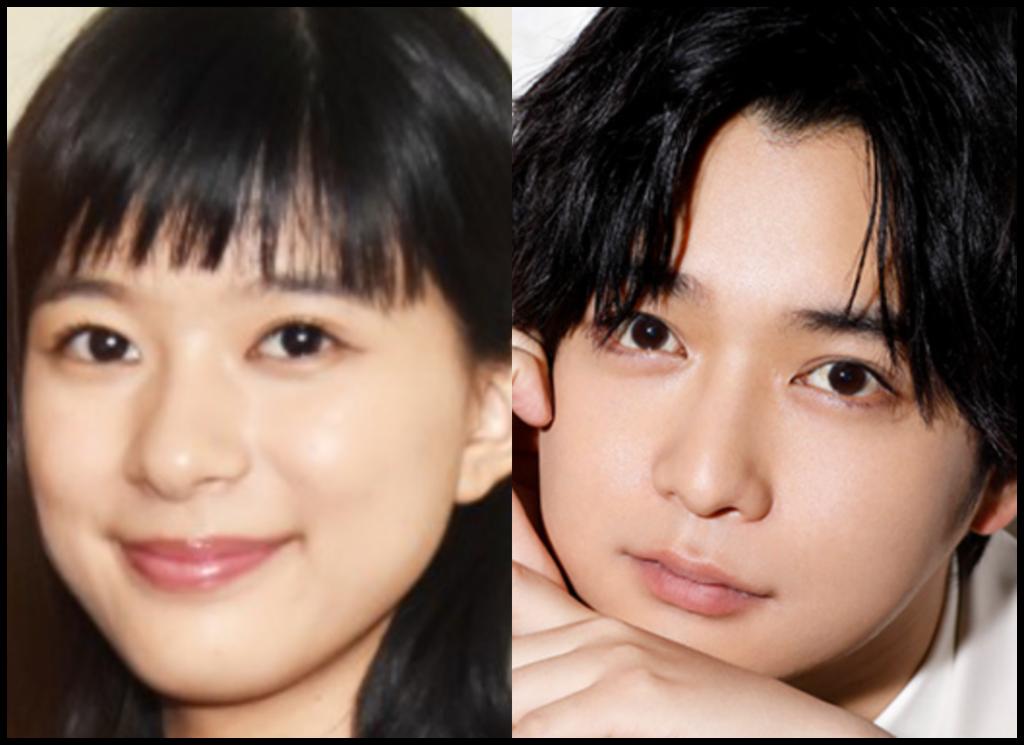 芳根京子さんと千葉雄大さんの画像