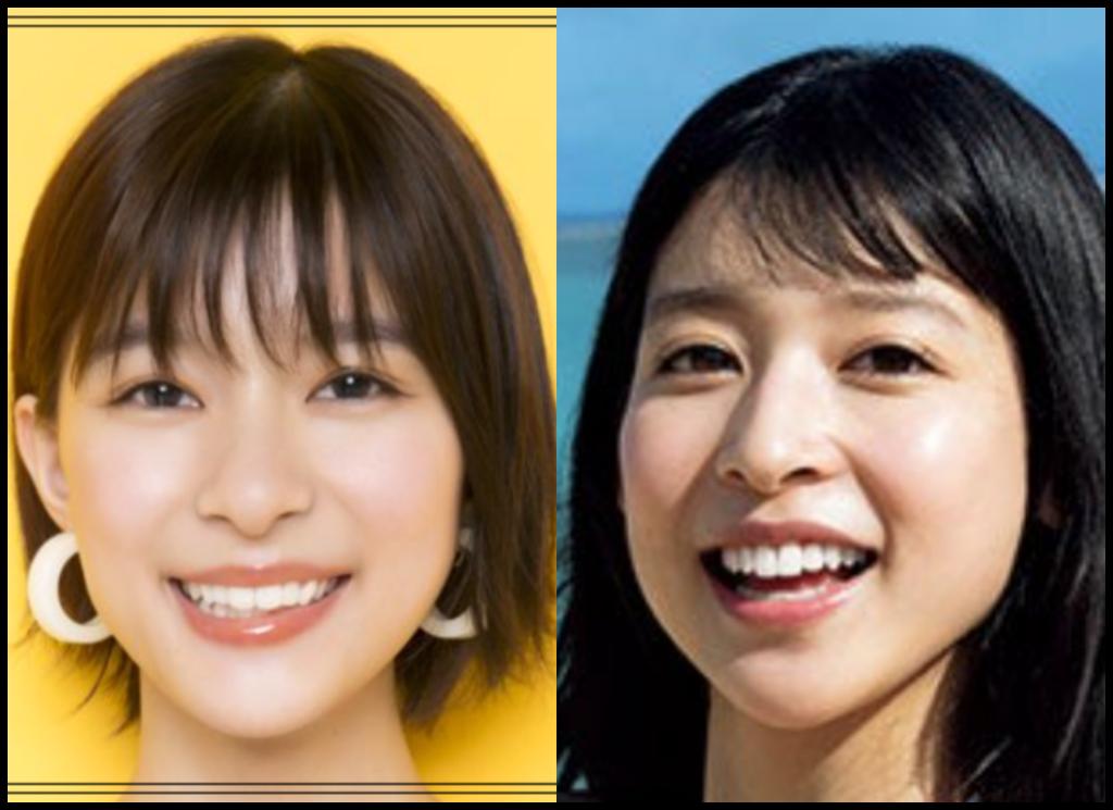 芳根京子さんと染野有来さんの画像