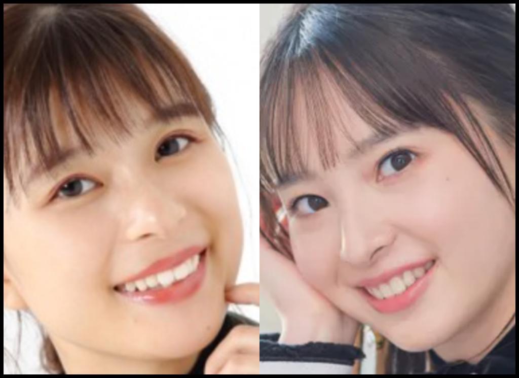 芳根京子さんと飯沼愛さんの画像