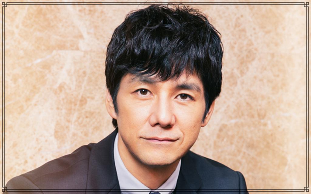 西島秀俊さんの画像