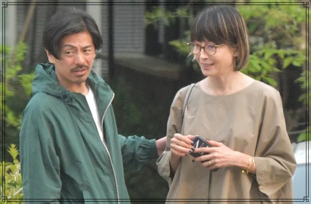 宮沢りえさんと森田剛さんの画像